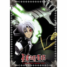 D.Gray-man ~ Tv Series Perfect Collection - Part 1  English Dubbed