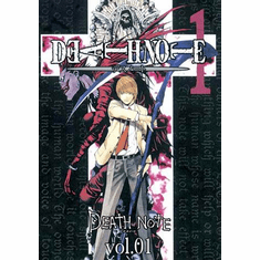 Death Note ~ Tv Series Part 1 & 2