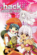 Dot Hack// Legend Of The Twilight ~ Complete DVD Perfect Collection