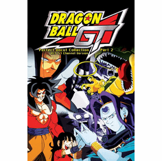 Dragon Ball GT - Perfect Uncut Collection Part 2 English Dubb