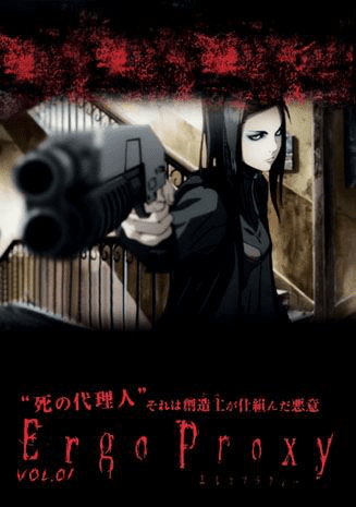 Ergo Proxy ~ Tv Series Vol 1
