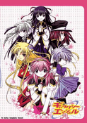 Galaxy Angel A ~ Tv Series Complete Boxset  Episode 1 - 52