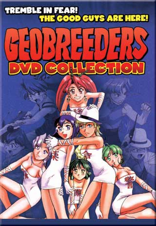 Geobreeders DVD Collection
