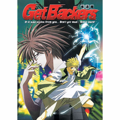 Getbackers - Tv Series Part 1 ~ The Perfect Collection