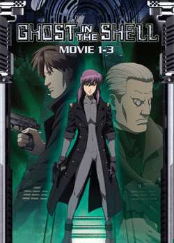 Ghost in the Shell Movies Collection (2 discs)