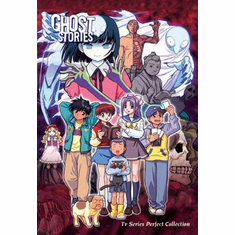 Ghost Stories ~ Tv Series Perfect Collection