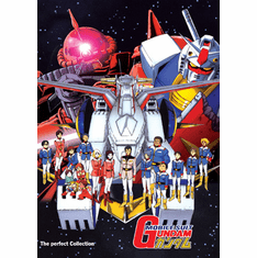 Gundam-0079 ~ The perfect Collection English Dubbed