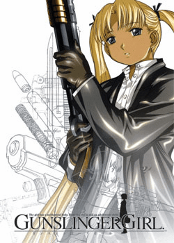Gunslinger Girl (1 disc)