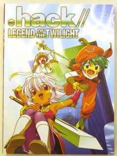 .hack//<li> Legend of the Twilight (2 discs)