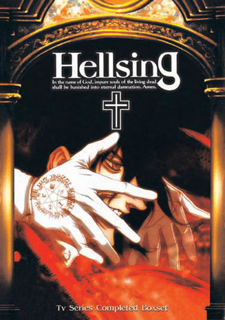 Hellsing ~ Tv Series Completed Boxset English Dubb