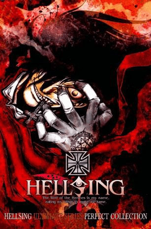 Hellsing Ultimate (1 disc)