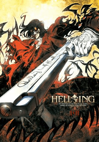 Hellsing Ultimate series I + 2 (movie)