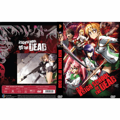 High School of the Dead English Dub