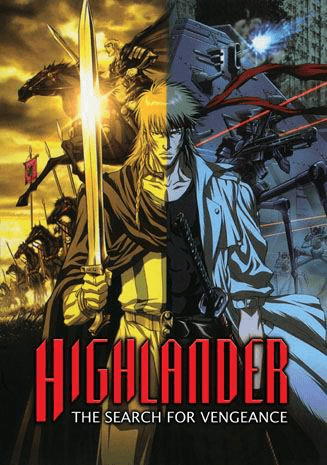 Highlander: The Search for Vengeance (movie) English Dubbed