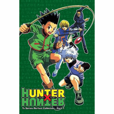 Hunter X Hunte ~ Tv Series Perfect Collection - Part 1 English Dubbed