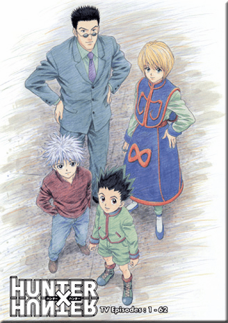 Hunter X Hunter Tv SerIes 1-62 Part 1