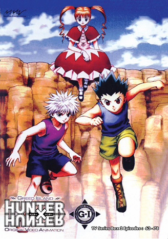 Hunter X Hunter Tv Series 63-78 Part 2