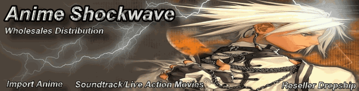 Online Anime DVDs, Wholesale Distributor - Animeshockwave.com