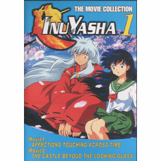 Inuyasha Complete Movie Collection (2 discs)