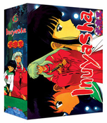 Inuyasha TV Part 1-3 Limited Edition (9 discs)