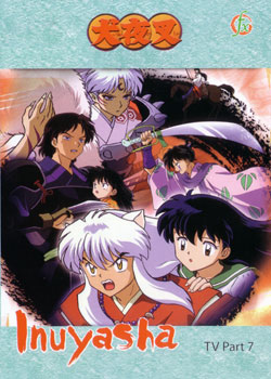 Inuyasha TV Part 7 (3 discs)