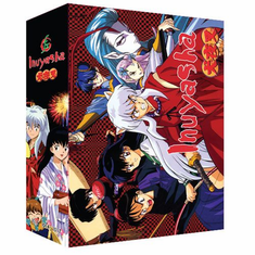 Inuyasha TV Part 7-9 Limited Edition (9 discs)