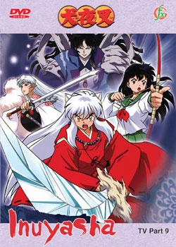 Inuyasha TV Part 9 (3 discs)