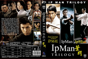 IP Man Trilogy Collection Movies 1, 2, 3 English Dubbed