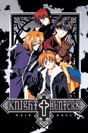 Knight Hunters ~ Tv Series The Perfect collection English Dubbed