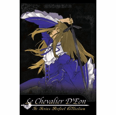 Le Chevalier D'Eon ~ Tv Series Perfect Collection English Dubbed