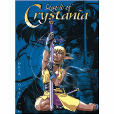 Legent Of Crystania ~ 3 Ova English Dubbed