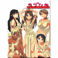 Love Hina TV (3 discs)