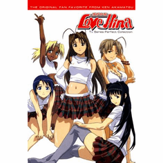 Love Hina TV + Again (4 discs)