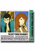 Lupin The Best ! Punch The Monkey