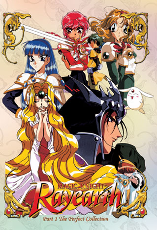 Magic Knight Rayearth 1 ~ The Perfect Collection