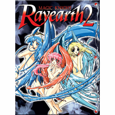 Magic Knight Rayearth 2 ~ The Perfect Collection
