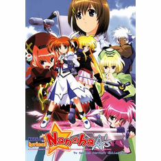 Magical Girl Lyrical Nanoha A's ~ Tv Series Perfect Collection Englihs Dubbed