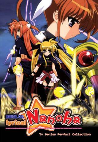 Magical Girl Lyrical Nanoha ~ Tv Series Perfect Collection English Dubbed