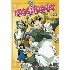 Magikano ~ Tv Series Perfect Collection English Dubbed
