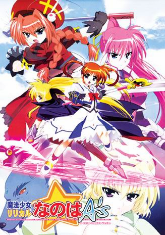 Mahou Shoujo Lyrical Nanoha A's ~ Tv Series Complete Version
