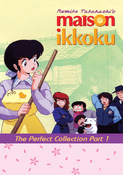 Maison Ikkoku ~ The Perfect Collection Part 1, 2, 3, 4 English Dubbed