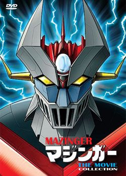 Mazinger Z Movie Collection (2 discs)