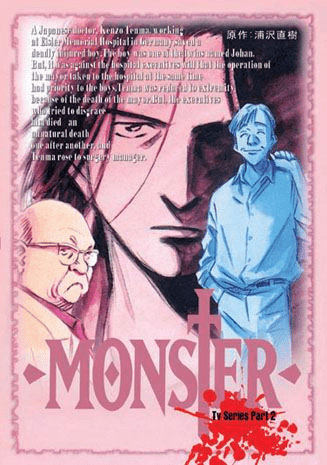 Monster ~ Tv Series Part 2 Episodes :   40-60