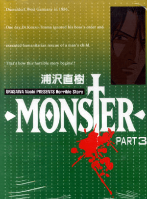 Monster ~ Tv Series Part 3 Episodes :   61-74