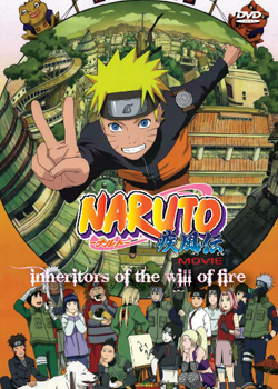 Naruto Movie 6 Shippuden (1 disc)