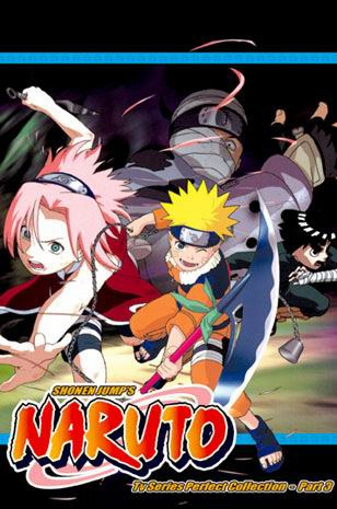 Naruto TV Part 3 (3 discs)