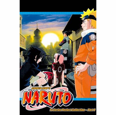 Naruto ~ Tv Series Perfect Collection - Part 4 English Dubbed