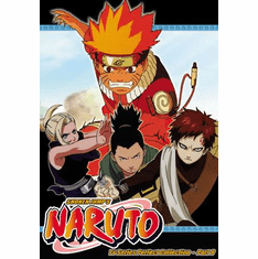 Naruto ~ Tv Series Perfect Collection - Part 8 English Dubbed