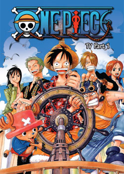One Piece TV Part 1 (3 discs)