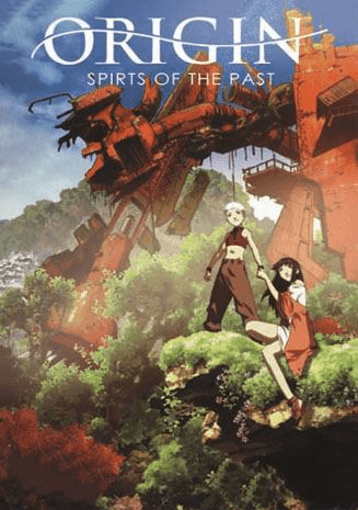 Origin ~Spirits of the Past~ (movie)  English